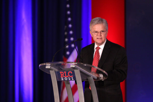 Buddy Roemer at Republican Leadership Conference